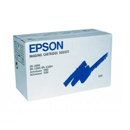 Epson S051011 Black Original Laser Toner Cartridge