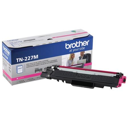 Brother TN227M Magenta Original High Capacity Toner Cartridge