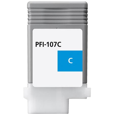 Canon PFI-106C (6622B001AA) Cyan Compatible Ink Cartridge
