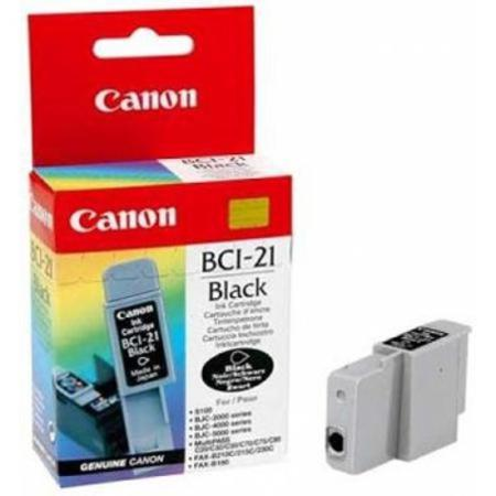 Canon BCI-21K Original Black Ink Cartridge