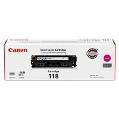 Canon 118 Magenta Original Toner Cartridge