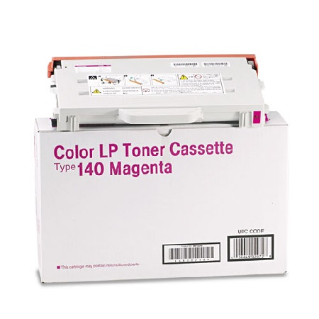 Ricoh Type 140 Magenta Original Toner Cartridge