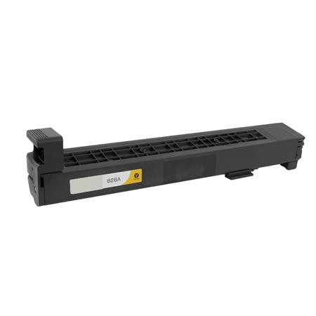 HP 826A Yellow Remanufactured Toner Cartridge (CF312A)