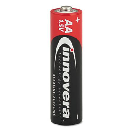 Alkaline Batteries  AA  24 Batteries/Pack