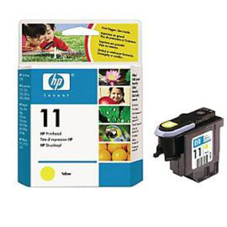 HP 11 Yellow Original Printhead (C4813A)