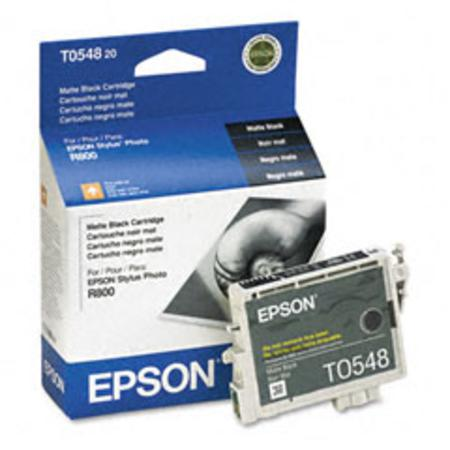 Epson T0548 (T054820) Original Matte Black Cartridge