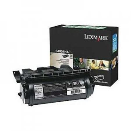 Lexmark 64004HA Original Black High Yield Return Program Laser Toner Cartridge
