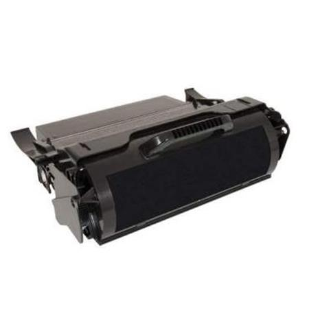 Compatible Black Lexmark T650A21 Micr Toner Cartridge