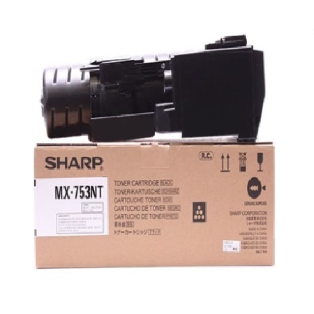 Sharp MX753NT Black Original Toner Cartridge