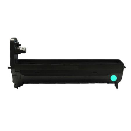 Compatible Cyan Oki 43913803 Imaging Drum Unit