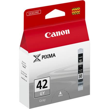 Canon CLI-42GY Original Gray Ink Cartridge