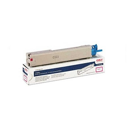 OKI 43459302 Magenta Original Toner Cartridge