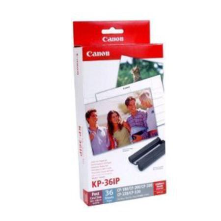 Canon KP-36IP Colour Ink/ Paper Set 36 Sheets