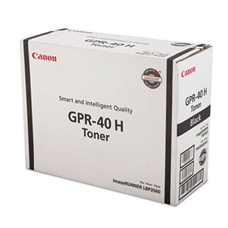 Canon  GPR-40H Original Black Toner Cartridge (3482B005AA)