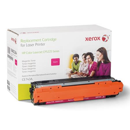 Xerox Premium Replacement Magenta Toner Cartridge for HP 307A (CE743A)