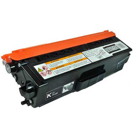 Compatible Black Brother TN331BK Standard Yield Toner Cartridge