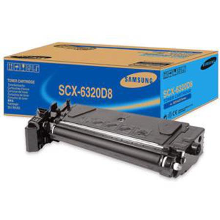 Samsung SCX-6320D8 Original Black Toner Cartridge