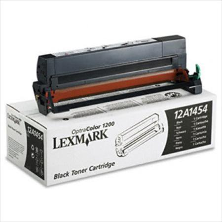 Lexmark 12A1454 Original Black Toner Cartridge