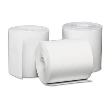 Universal Single-Ply Thermal Paper Rolls  3-1/8 inch x 230 ft  White  50/Carton