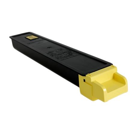 Kyocera Mita TK-8327Y Yellow Remanufactured Toner Cartridge