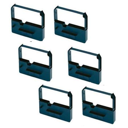 Epson ERC-03 Black Compatible Printer Ribbon (6 Pack)