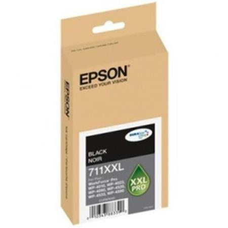 Epson T711XXL (T711XXL120) Black Original DURABrite Extra High Capacity Ink Cartridge
