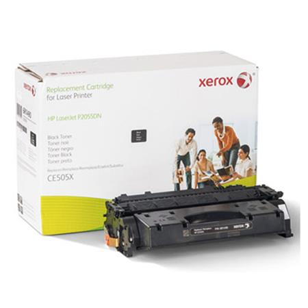 Xerox Premium Replacement Black High Capacity Toner Cartridge for HP 05X (CE505X)