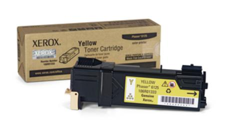 Xerox 106R01333 Yellow Original Toner Cartridge