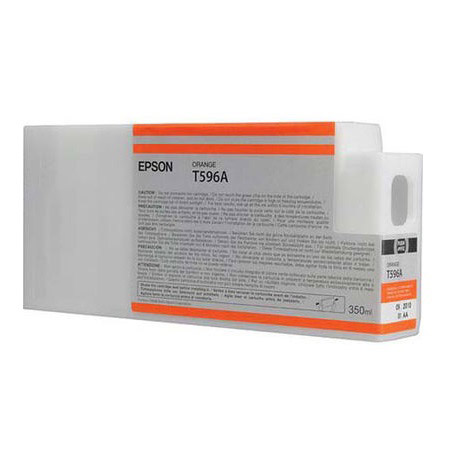 Compatible Orange Epson T596A Ink Cartridge (Replaces Epson T596A00)