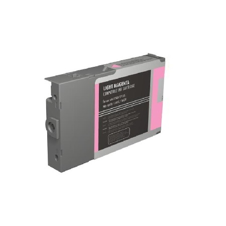 Epson T543600 (T5436) Pigment Light Magenta Remanufactured Ink Cartridge