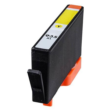HP 935XL Yellow Remanufactured High Capacity Ink Cartridge (C2P26AN)
