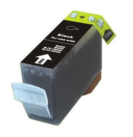 Compatible Black Canon BCI-3eBK Ink Cartridge (Replaces Canon 4479A003)