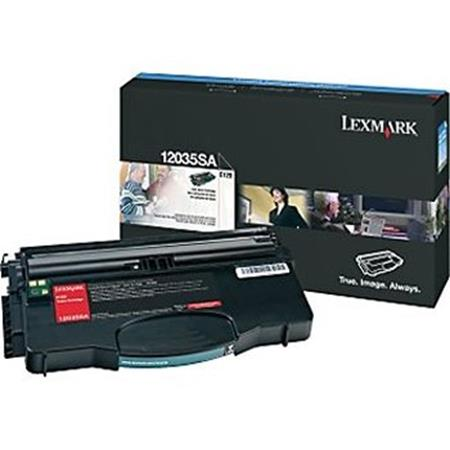 Lexmark 12035SA Original Black Toner Cartridge