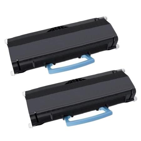 Compatible Twin Pack Black Dell 330-2666 Toner Cartridges