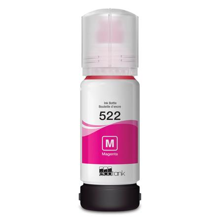 Compatible Magenta Epson T522 Ink Bottle (Replaces Epson T522320)