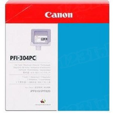 Canon PFI-304PC Original Photo Cyan Ink Cartridge