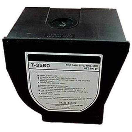 Compatible Black Toshiba T-3560 Toner Cartridge