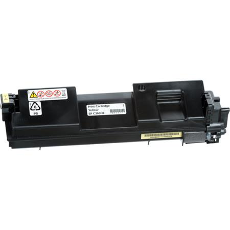 Ricoh 408179 Yellow Original High Capacity Toner Cartridge
