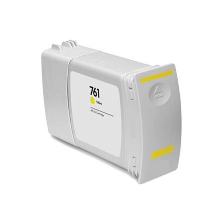 Compatible Yellow HP 761 Ink Cartridge (Replaces HP CM992A) (400ml)