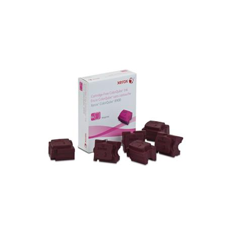 Xerox 108R01015 Magenta Original Solid Ink Cartridge 6 pack