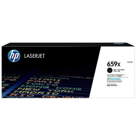 HP 659X (W2010X) Black Original High Capacity Toner Cartridge