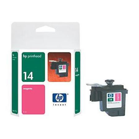 HP 14 Magenta Original Printhead (C4922A)