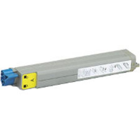 Compatible Yellow Oki 42918901 Toner Cartridge