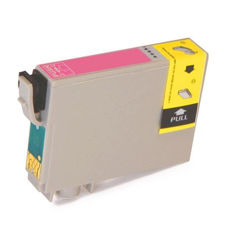 Epson T0786 (T078620) Standard Capacity Light Magenta Remanufactured Ink Cartridge