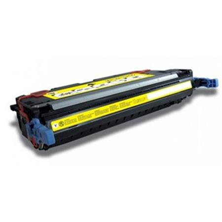 HP Color LaserJet 503A (Q7582A) Yellow Remanufactured Print Toner Cartridge