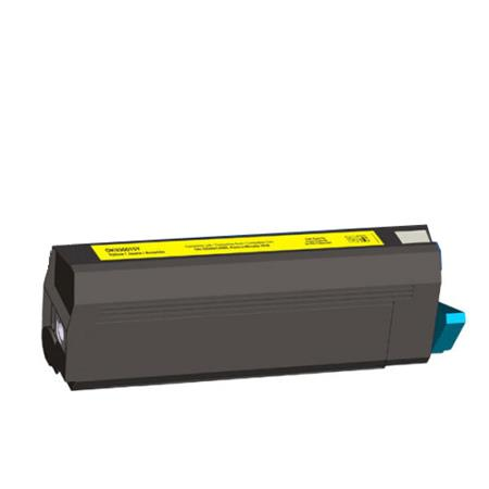 Konica Minolta 960-871 Remanufactured Yellow Toner Cartridge