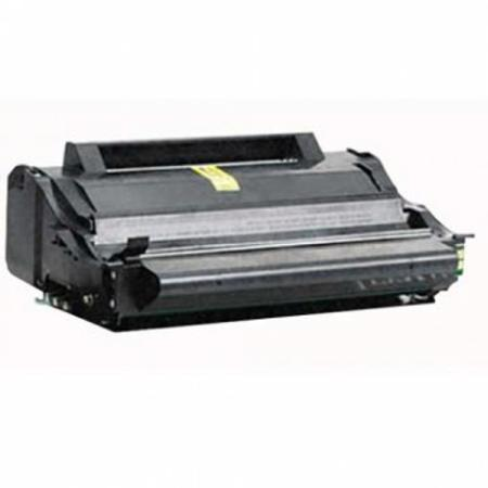 Lexmark 12A3715 Black Remanufactured Micr Toner Cartridge