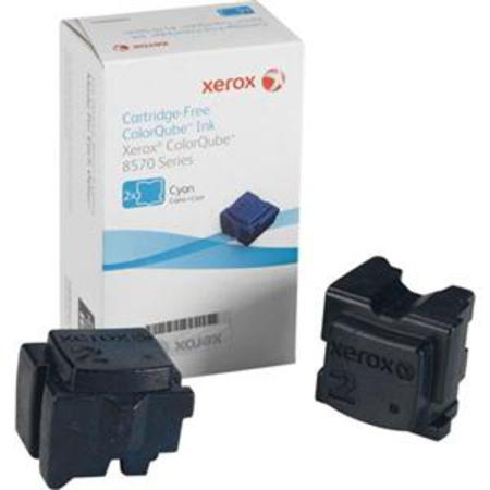 Xerox 108R00926 Cyan Original Solid Ink Cartridge 2 pack