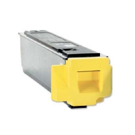Kyocera TK152 Yellow Remanufactured Toner Cartridge