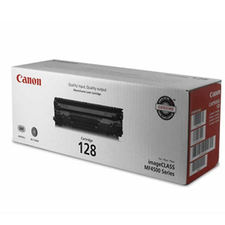Canon 128 Black Original Toner Cartridge